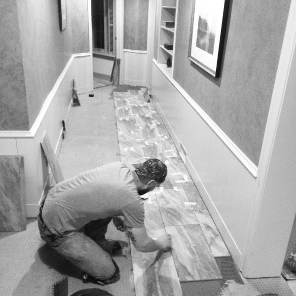 joe the tile contractor cedar rapids