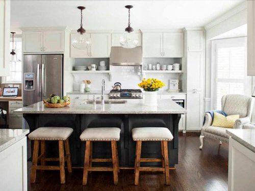 Kitchen Floor tile Installation Project